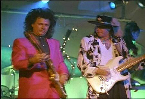Dick Dale And Stevie Ray Vaughn 89