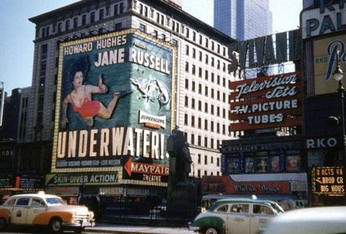underwater! premiere