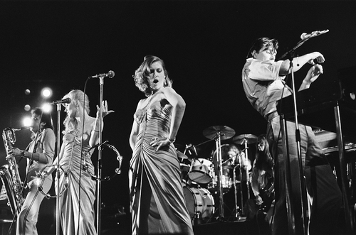 Roxy Music  Tour
