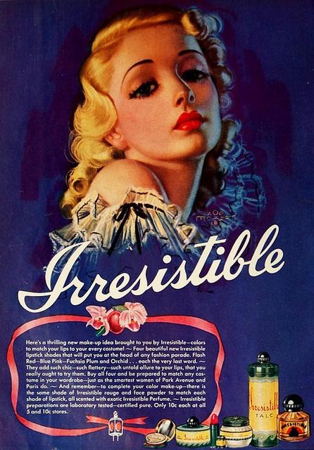 1939 irresistable