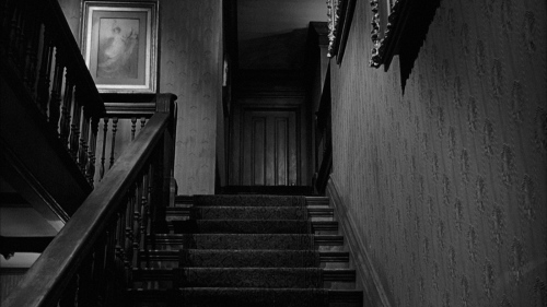 "Staircase in ""Psycho"""
