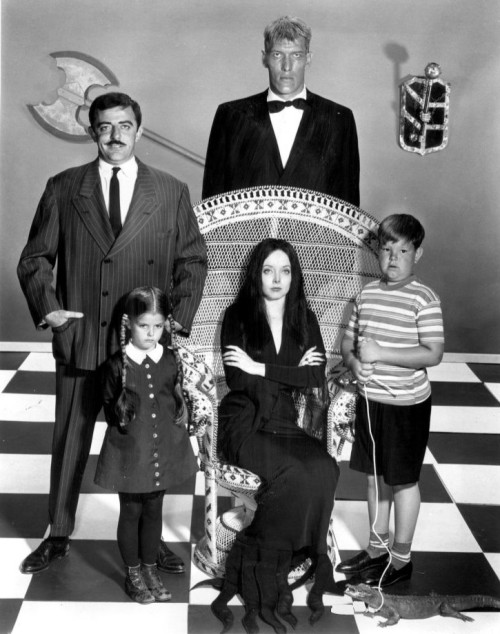 The Addams Family: Just another resident of Everytown, USA. Not.