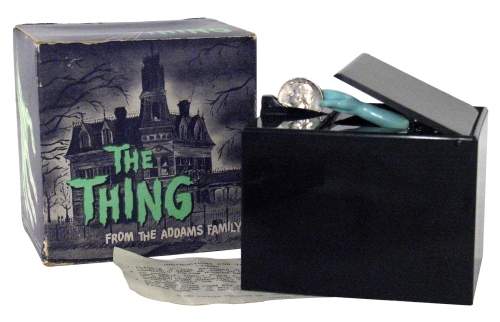"""The Thing"" coin bank, 1964."