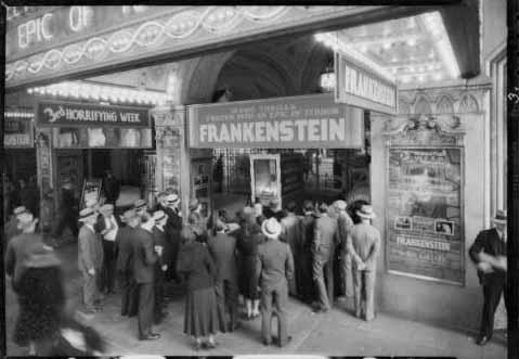 orpheum theater 1932