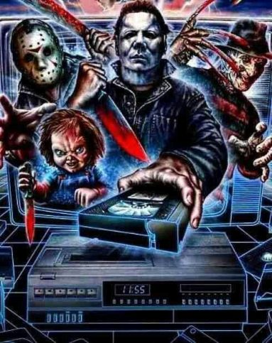 Nothin' like '80s horror.