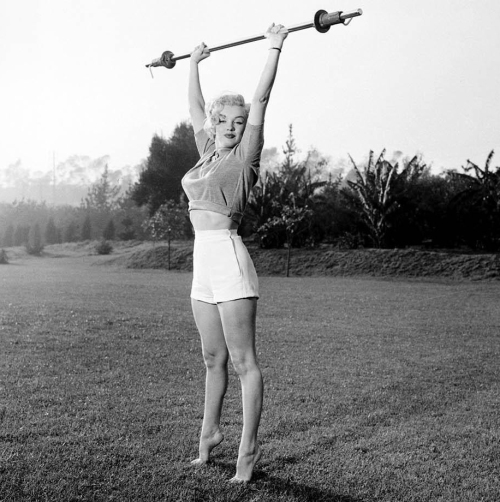 marilyn exercise