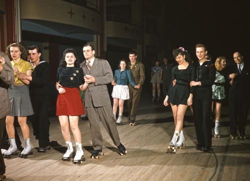 skating rink 1940s2